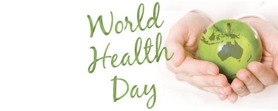 Banner Image for Happy World Health Day: April 7, 2016