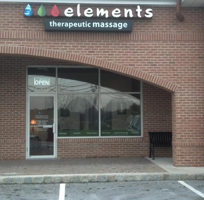 Elements Massage - West Windsor