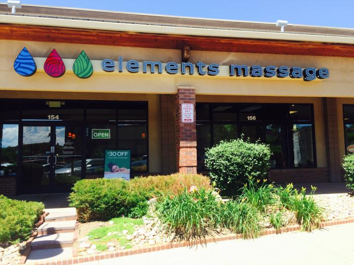 Elements Massage - Briargate