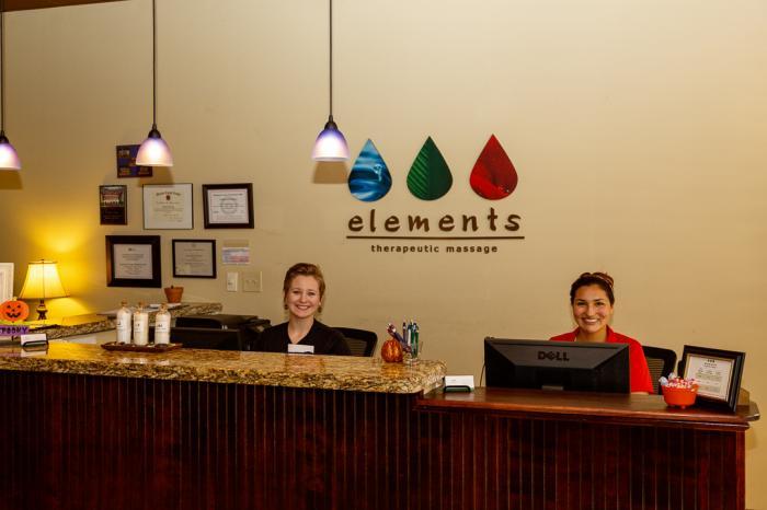 Elements Massage - Lake Conroe