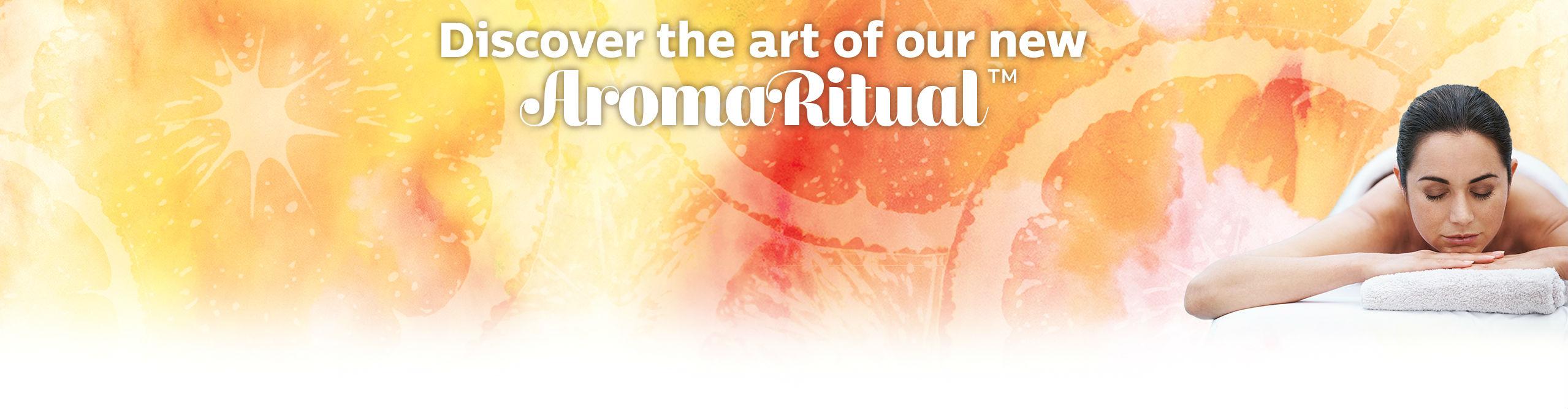 Aromaritual Studio Homepage