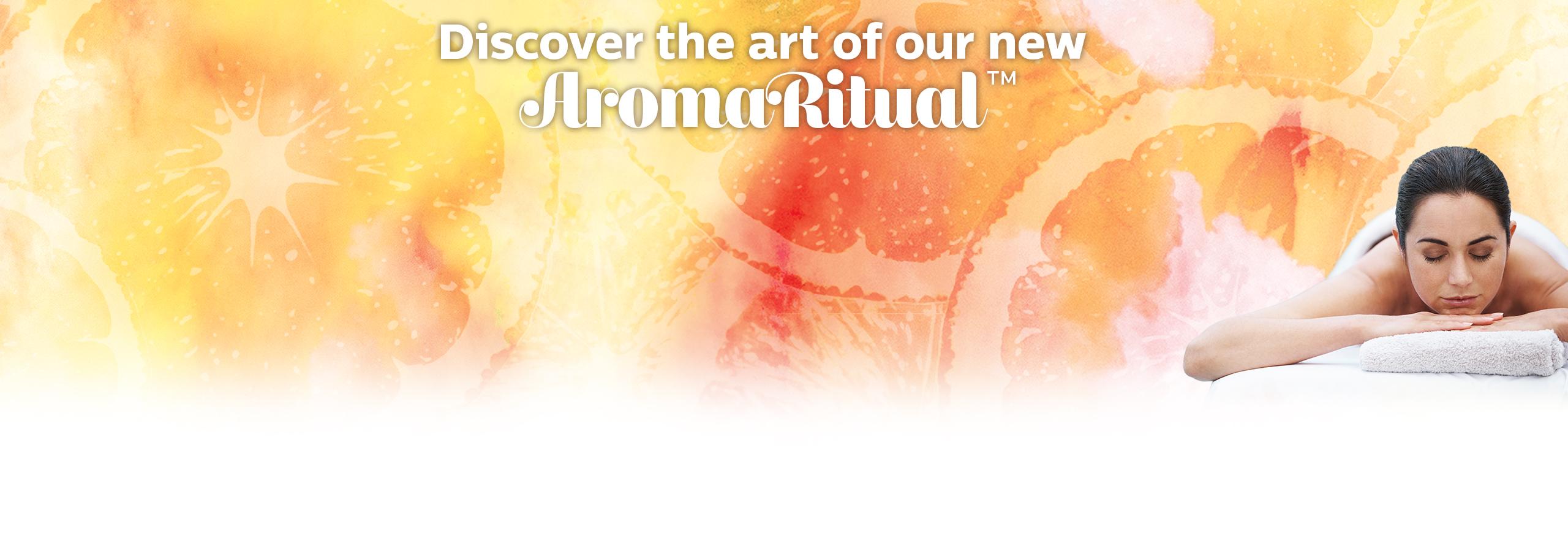 Aromaritual Corp Homepage