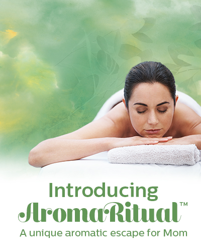 Mother's Day Aromaritual Studio Homepage