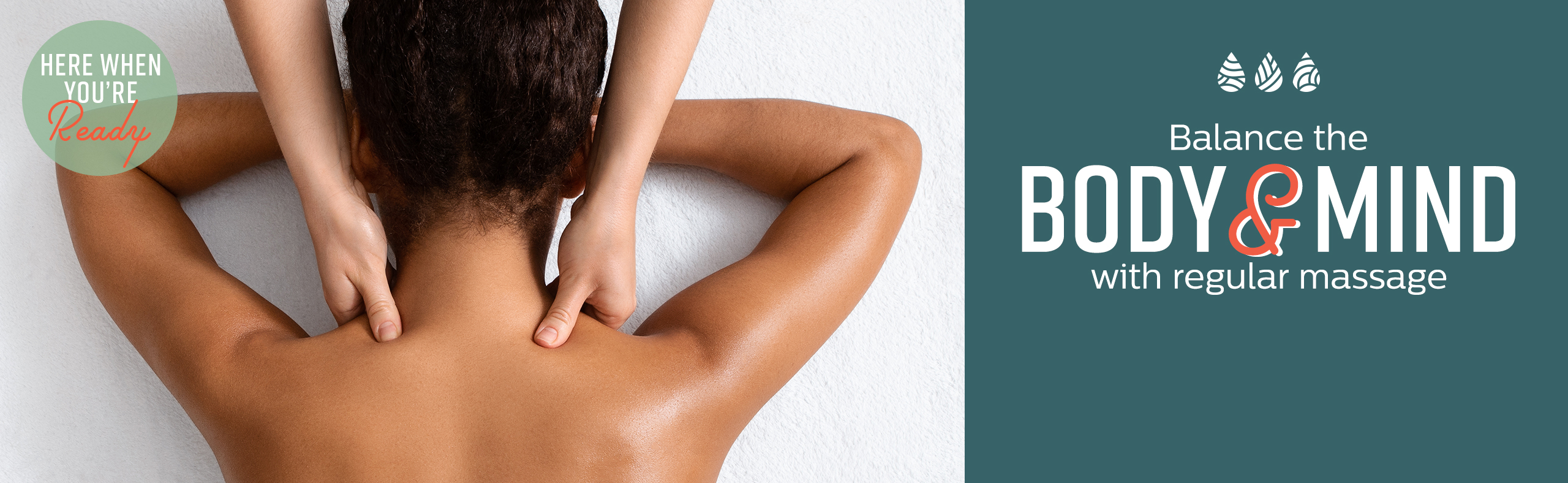 Enjoy the benefits of monthly massages with a membership